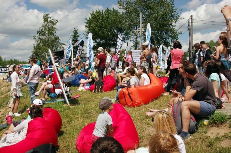 соревнования в Минске на Цнянке